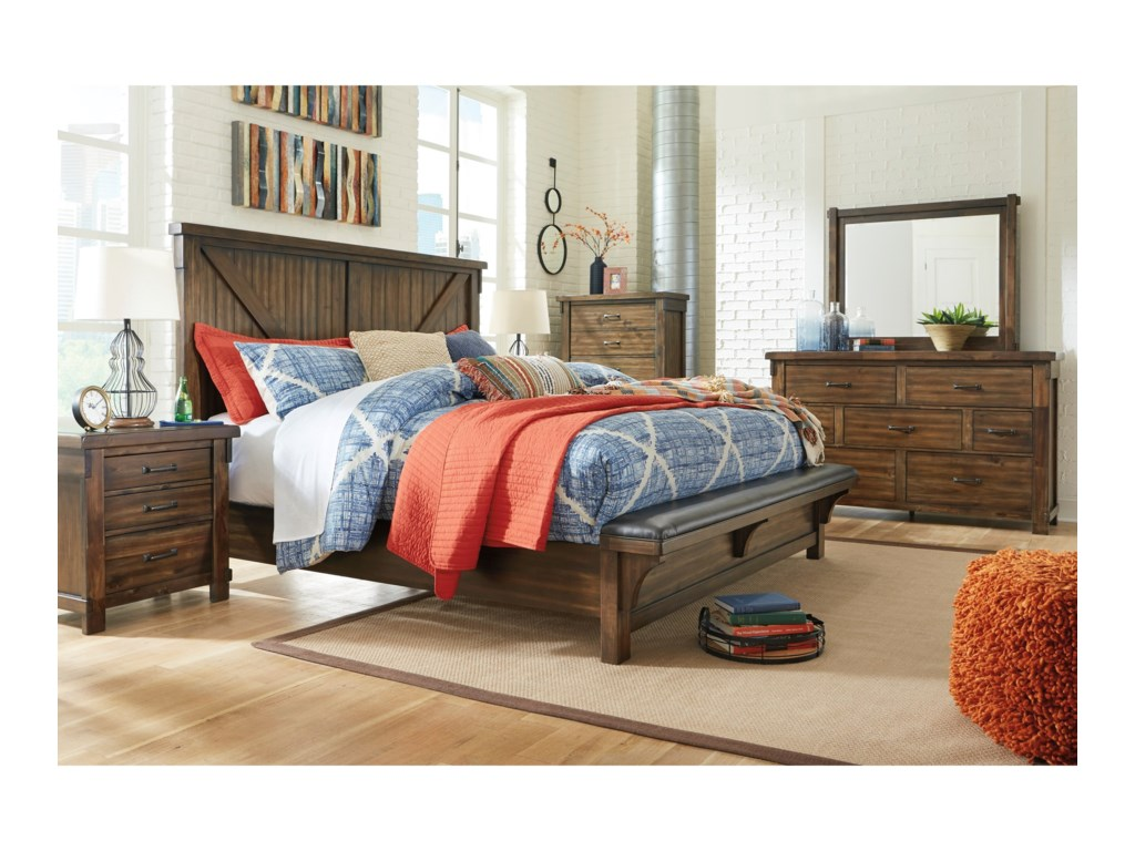 Signature Design by Ashley LakeleighCalifornia King Bedroom Group