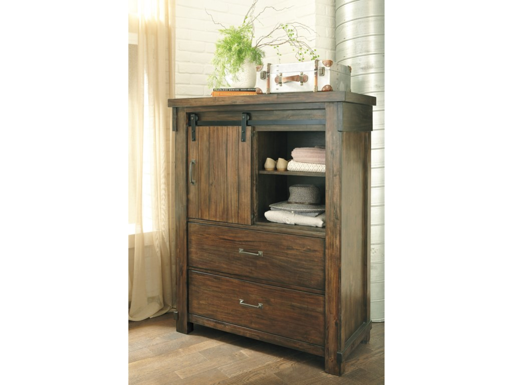 Signature Design by Ashley LakeleighFive Drawer Chest