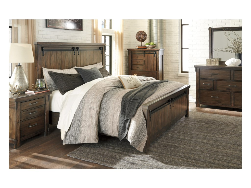 Signature Design by Ashley LakeleighCalifornia King Panel Bed