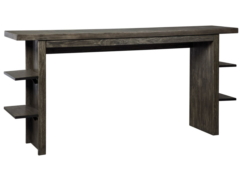 Signature Design by Ashley LamoilleLong Counter Table and Barstool Set