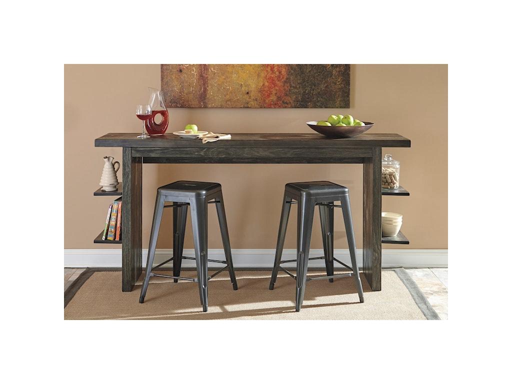 Ashley (Signature Design) LamoilleLong Counter Table and Barstool Set