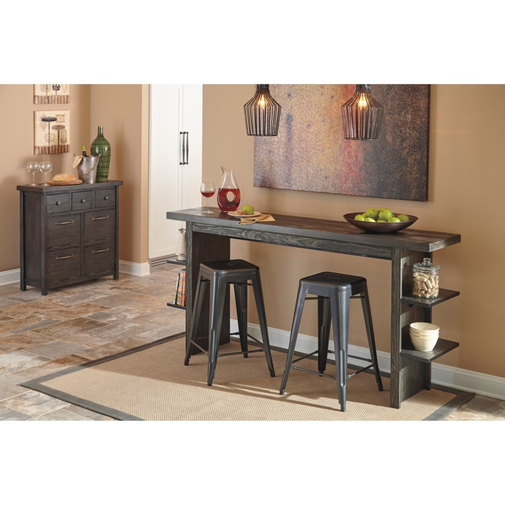 signature designashley lamoille contemporary dining room