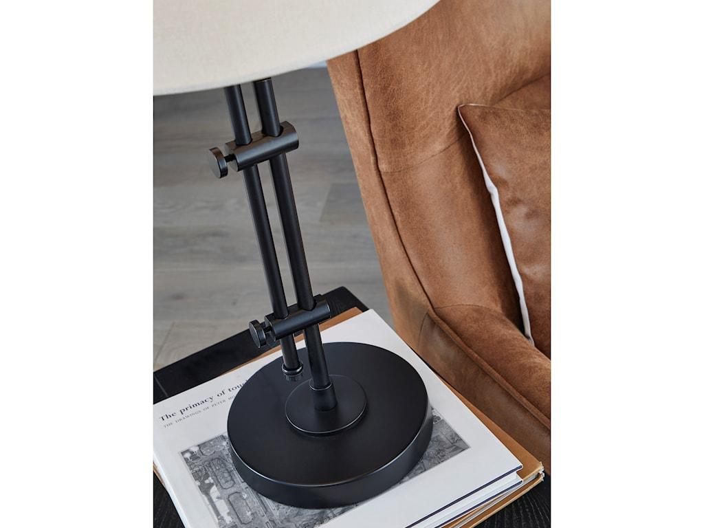 Signature Design by Ashley Lamps - CasualBaronvale Table Lamp