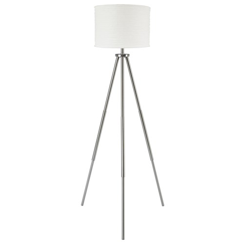 Signature Design by Ashley Lamps - Contemporary Susette Metal Floor Lamp