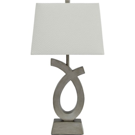 Set of 2 Amayeta Poly Table Lamps