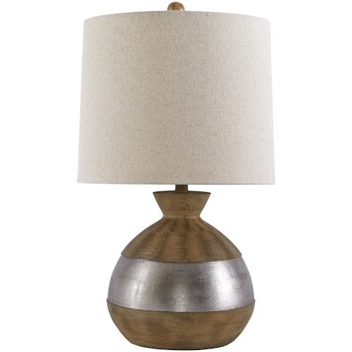 ashley table lamps lamp furniture osetacouleur