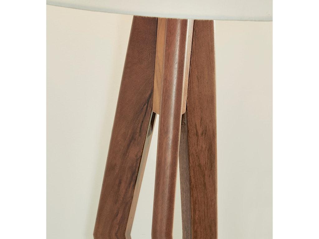 Signature Design by Ashley Lamps - ContemporaryDallson Floor Lamp