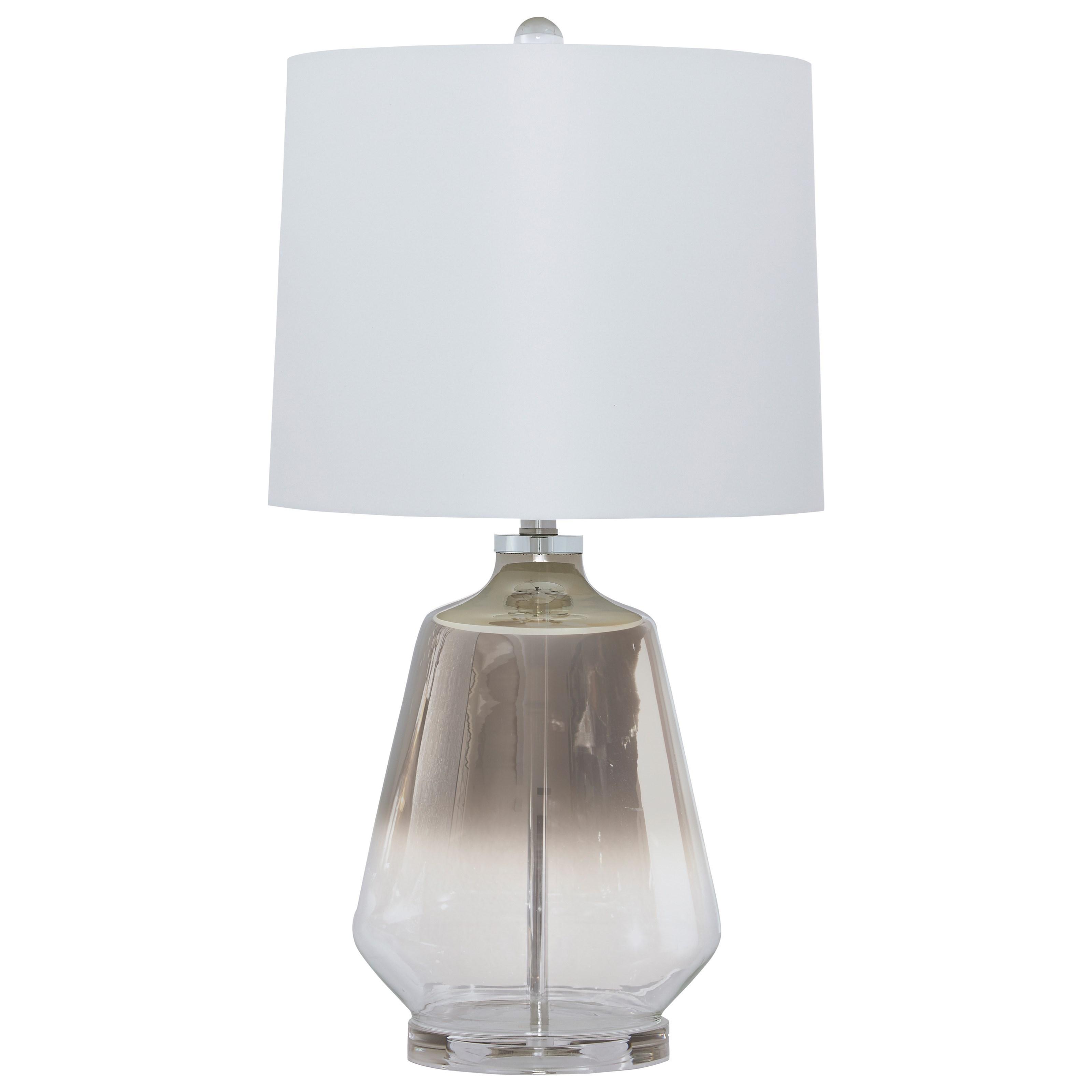 Jaslyn Glass Table Lamp