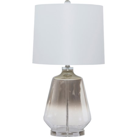 Jaslyn Glass Table Lamp