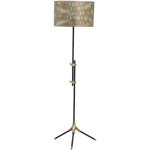 Signature Design By Ashley Lamps Contemporary Mance Graybrass