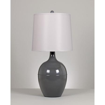 Set of 2 Ryesen Metal Table Lamps