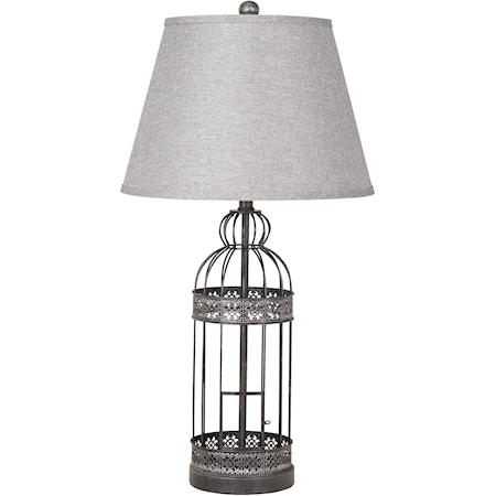 Set of 2 Schiler Metal Table Lamps