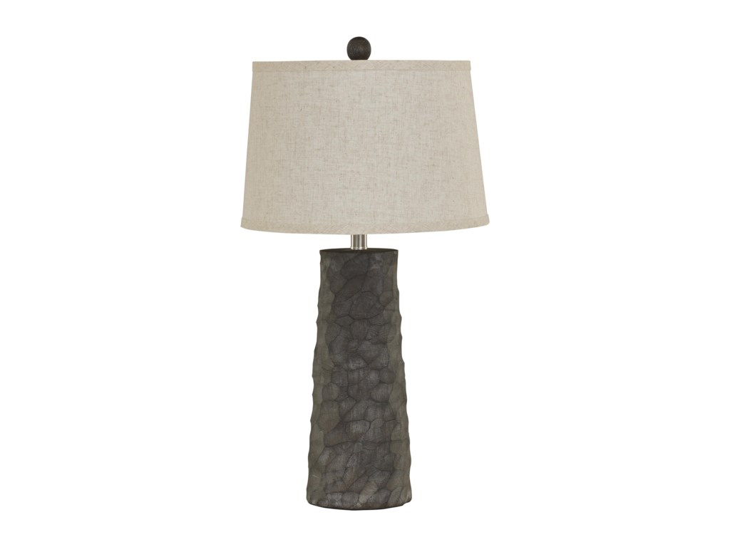 Signature Design by Ashley Lamps - Vintage StyleSet of 2 Sinda Poly Table Lamps