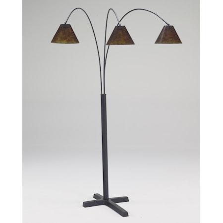 Sharde Metal Arc Lamp