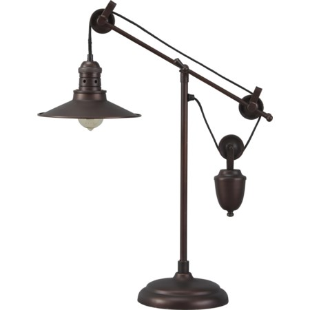 Kylen Metal Desk Lamp
