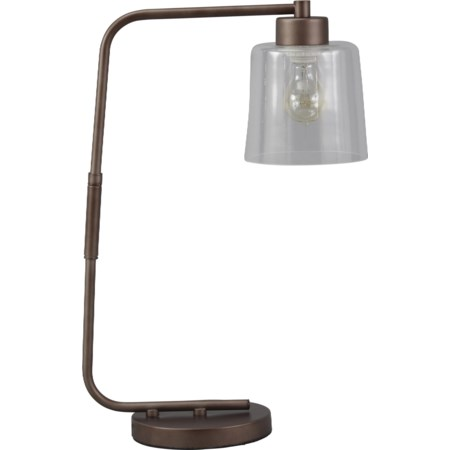 Kyron Metal Desk Lamp