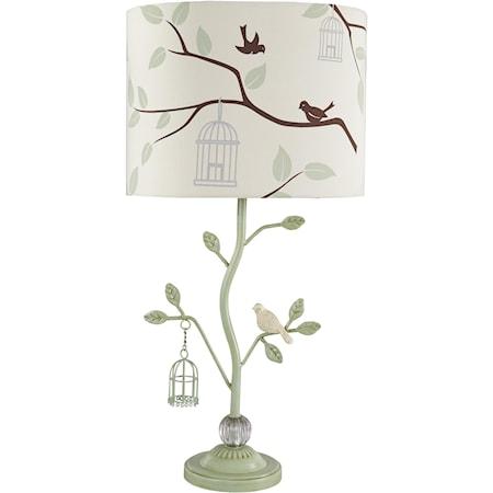 Shaynae Metal Table Lamp