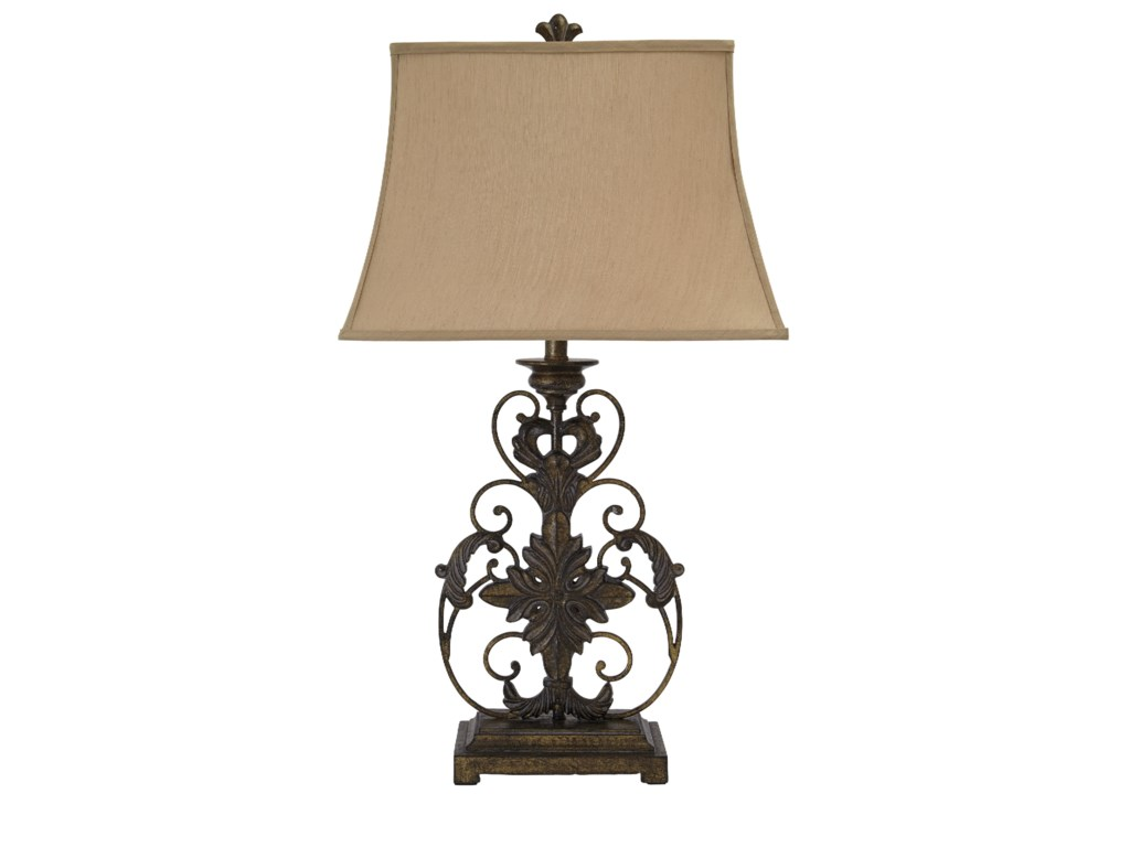 Signature Design By Ashley Lamps Traditional Classics L200064