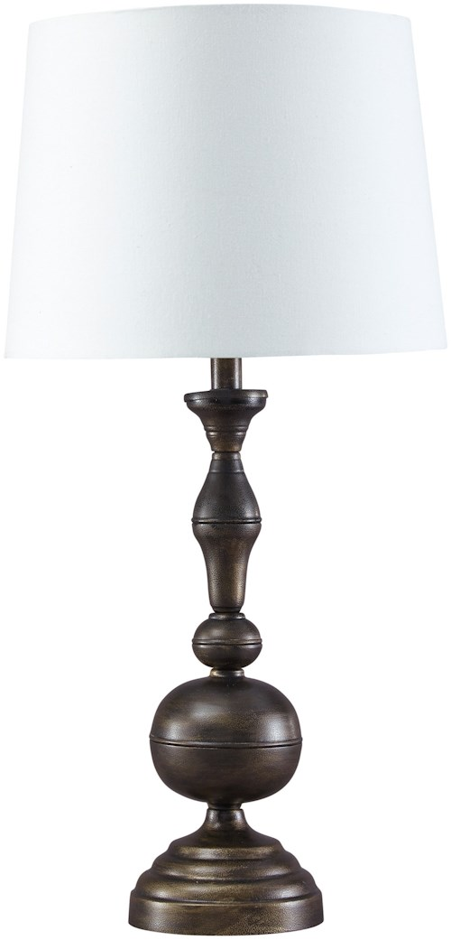 Signature Design by Ashley Lamps - Traditional Classics Set of 2 ...