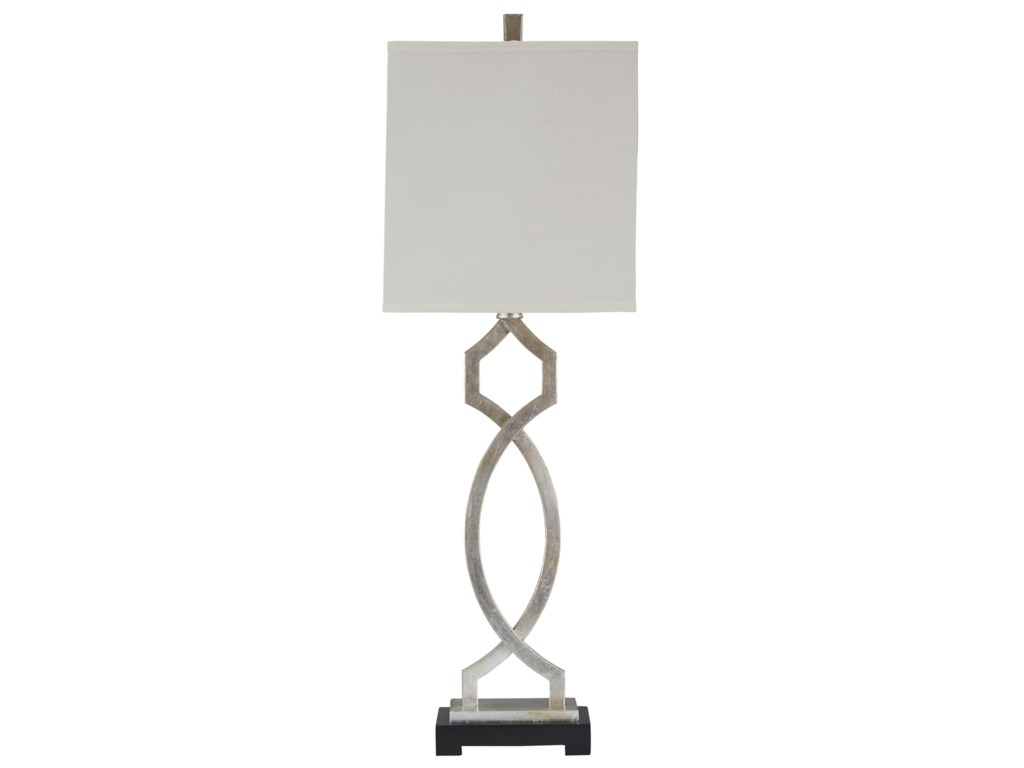 Signature Design By Ashley Lamps Traditional Classics Taggert