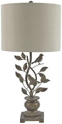 Signature Design By Ashley Lamps Traditional Classics Heloise
