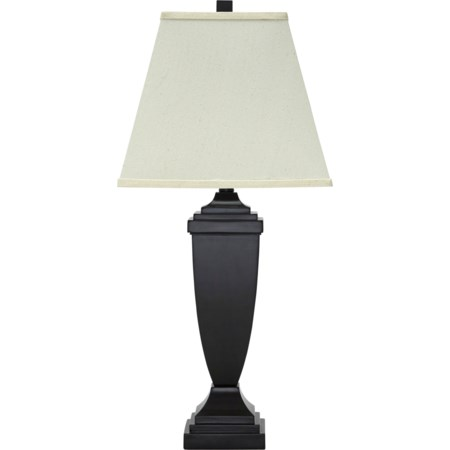 Set of 2 Amerigin Poly Table Lamps