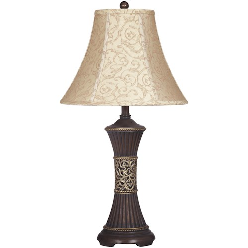 Signature Design by Ashley Lamps - Traditional Classics Mariana Table Lamp