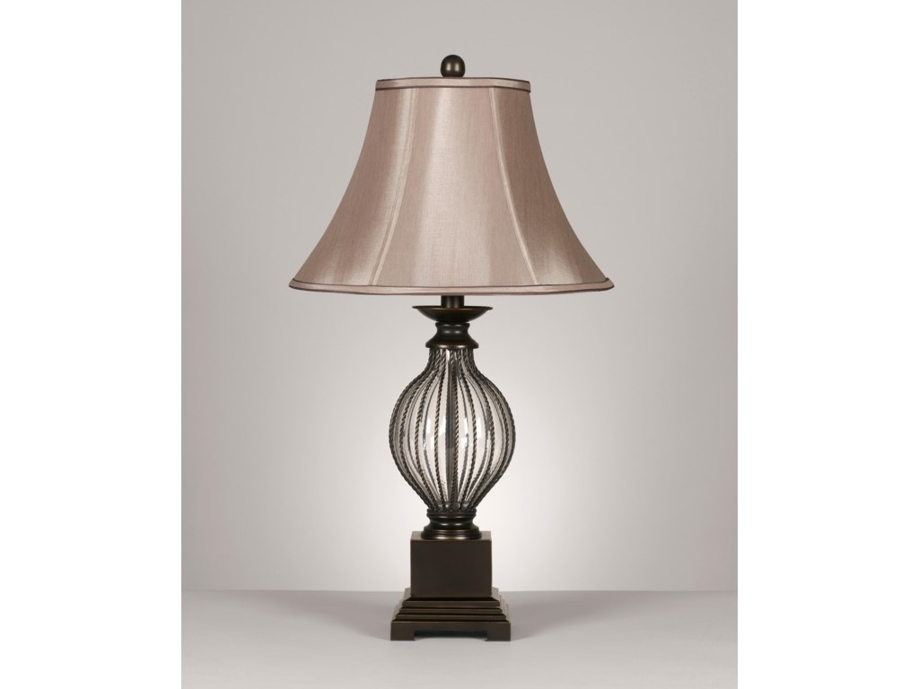 Signature Design by Ashley Lamps - Traditional ClassicsSet of 2 Ondreya Metal Table Lamps