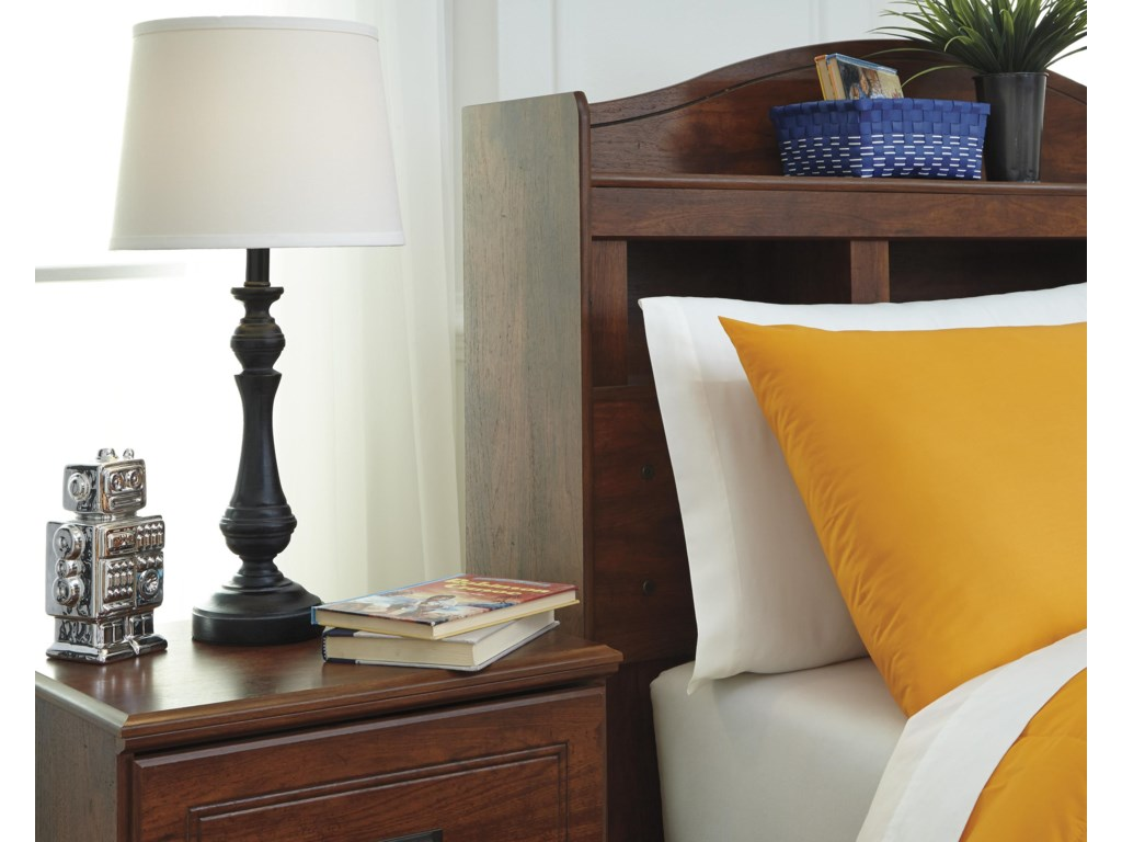 Signature Design by Ashley Lamps - Traditional ClassicsKian Poly Table Lamp