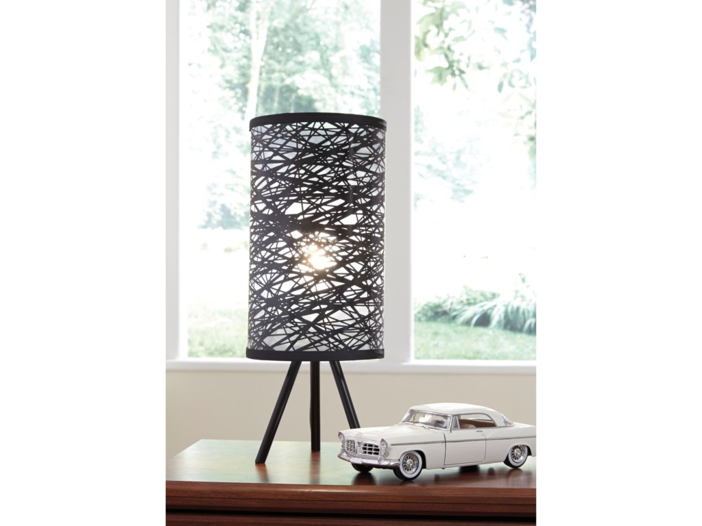 Signature Design by Ashley Lamps - YouthNettie Table Lamp