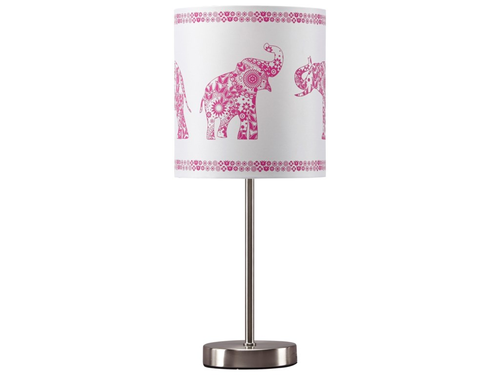 Ashley (Signature Design) Lamps - YouthNessie Table Lamp