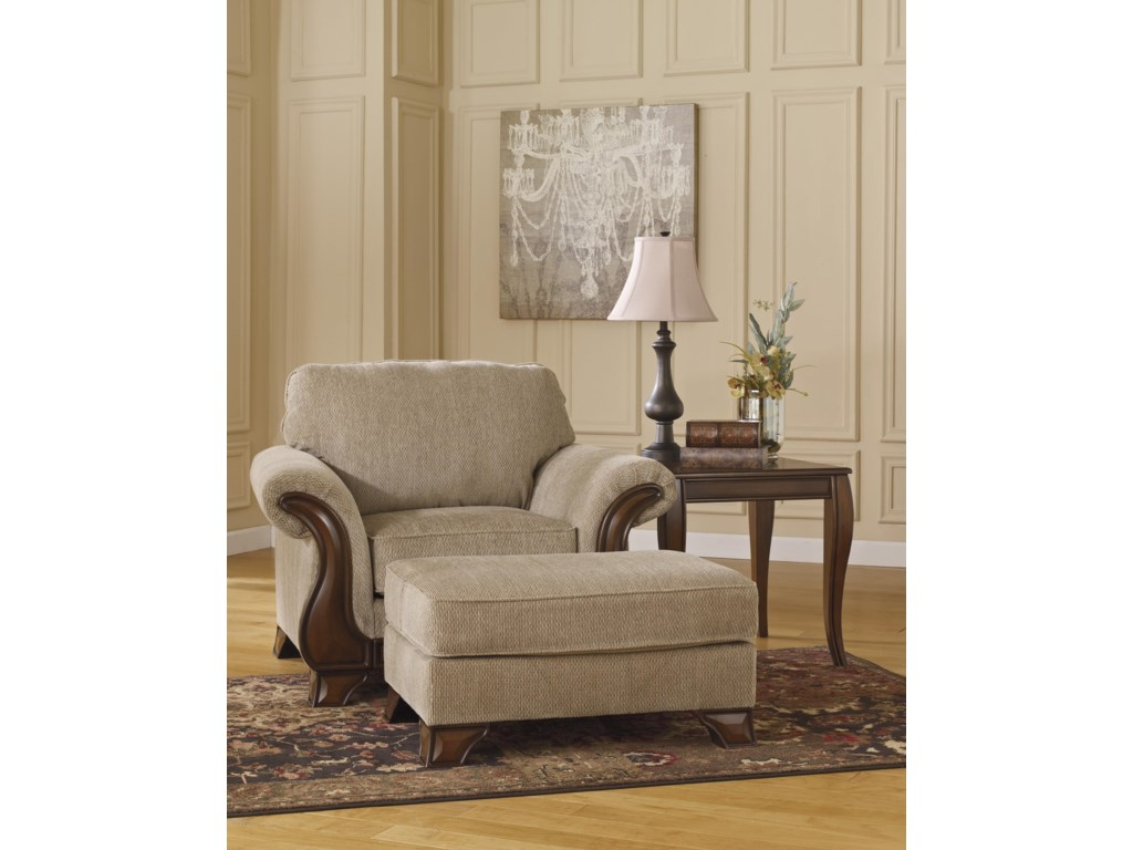 Signature Design by Ashley LanettSofa, Chair and Ottoman Set