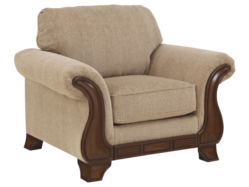 Signature Design by Ashley LanettChair & Ottoman