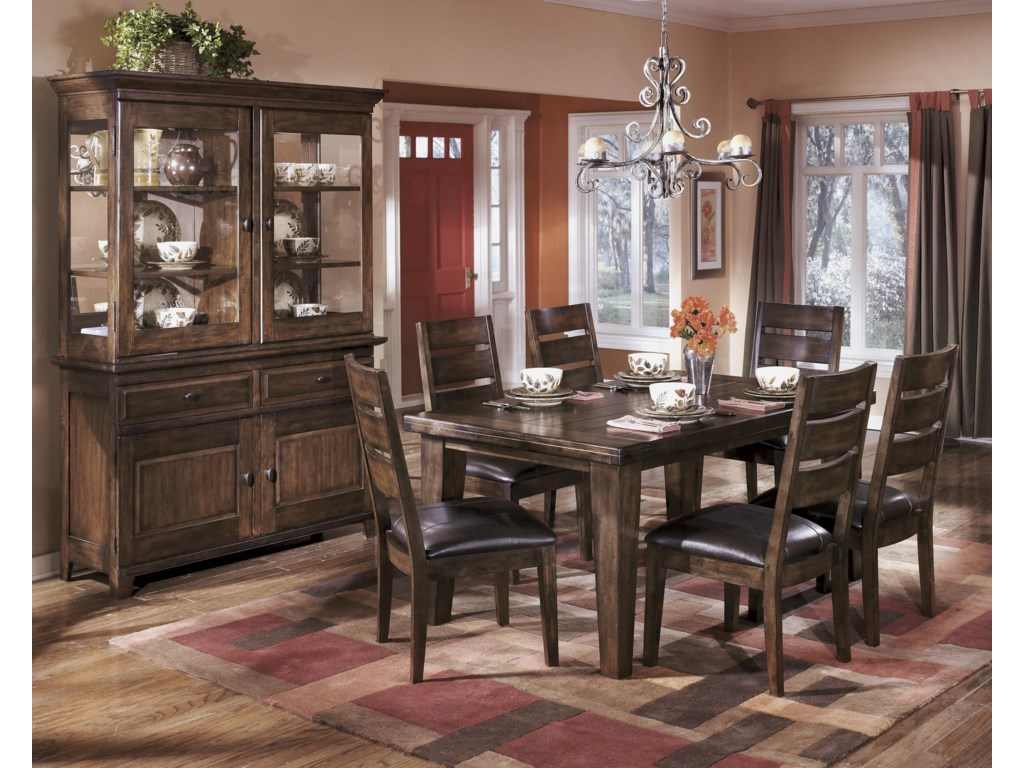 Signature Design by Ashley LarchmontCasual Dining Room Group