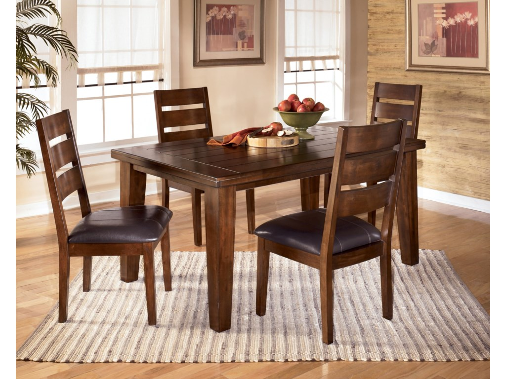 Shown with 4 Chairs