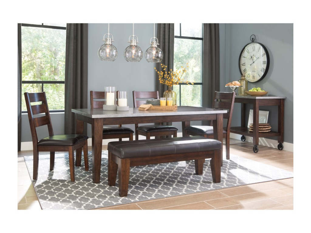 Signature Design by Ashley LarchmontRectangular Dining Room Table