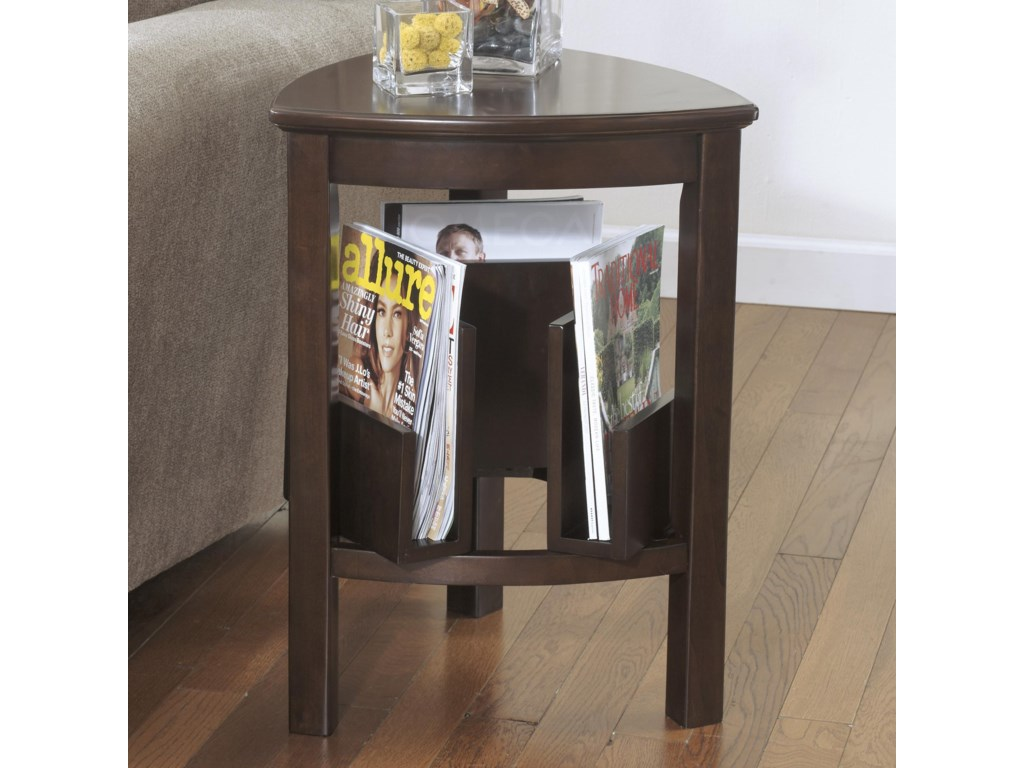 Signature Design by Ashley LarimerTriangle End Table