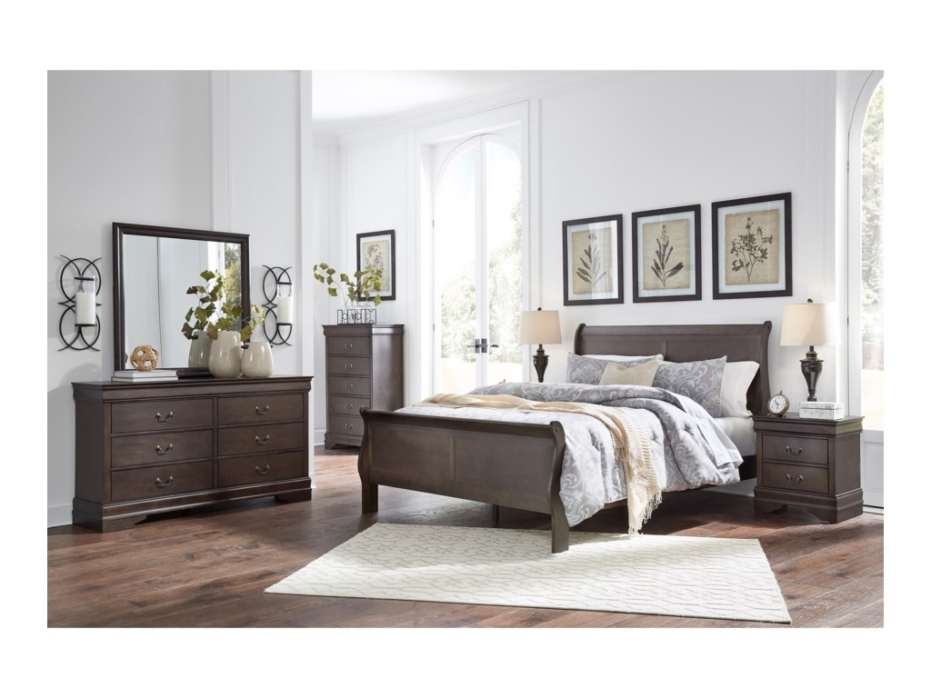 Signature Design by Ashley LeewardenQueen Bedroom Group