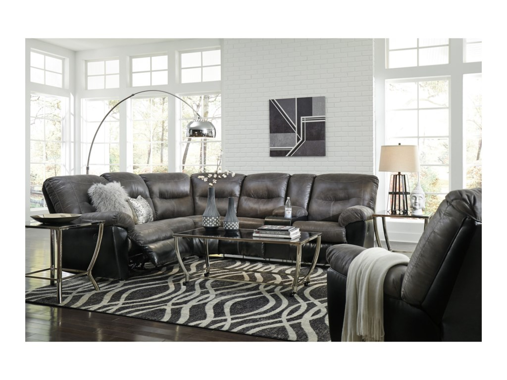 Signature Design by Ashley LeonbergLiving Room Group
