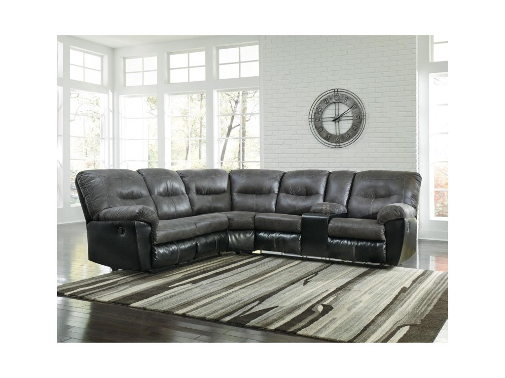 Signature Design by Ashley LeonbergL-Shaped Sectional