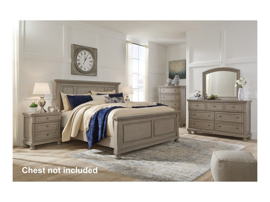 Signature Design by Ashley LettnerQueen Bedroom Group