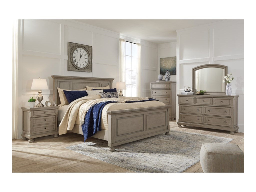 Signature Design by Ashley LettnerCalifornia King Bedroom Group