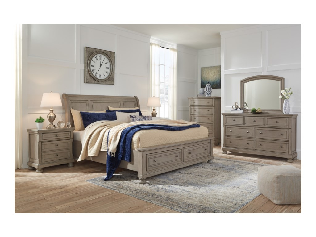 Signature Design by Ashley LettnerKing Bedroom Group
