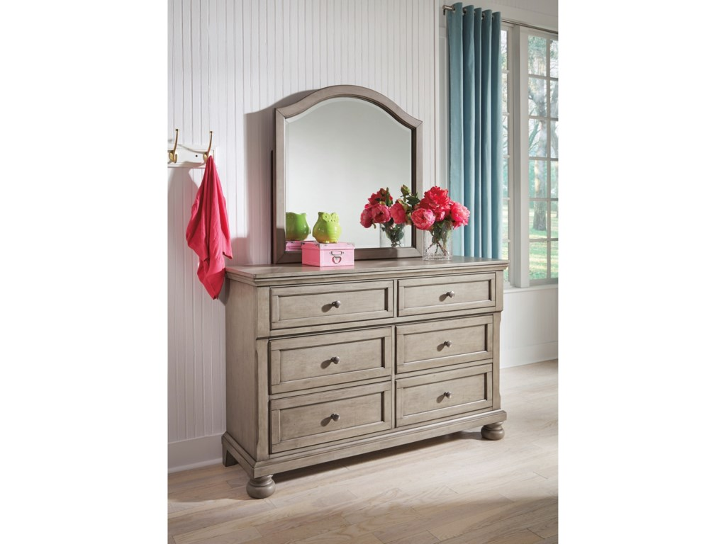 Signature Design by Ashley LettnerBedroom Mirror