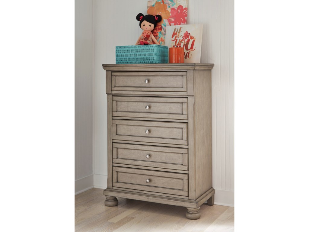 Signature Design by Ashley Lettner5-Drawer Chest