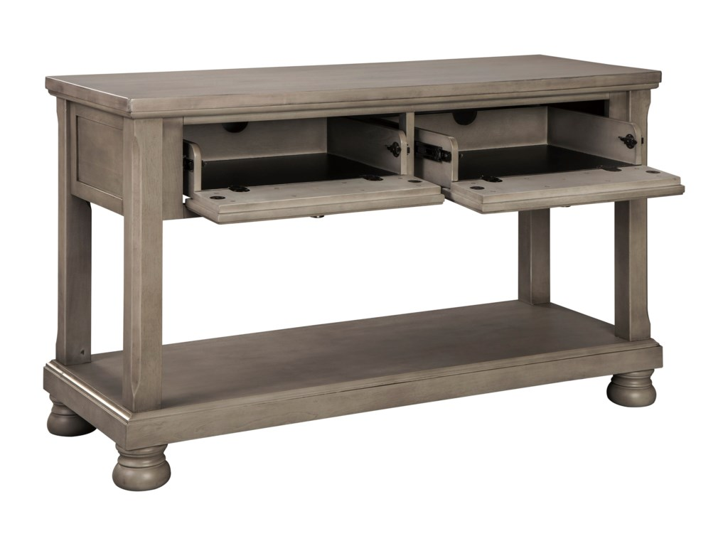 Signature Design by Ashley LettnerConsole Sofa Table