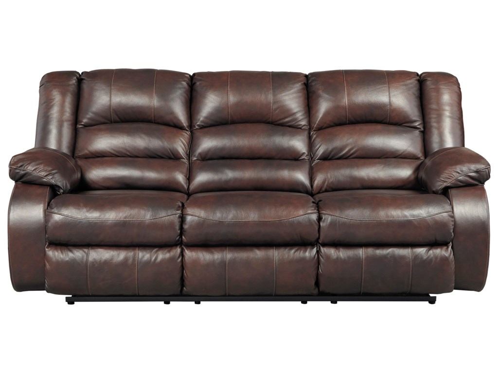 Signature Design by Ashley LevellandReclining Power Sofa