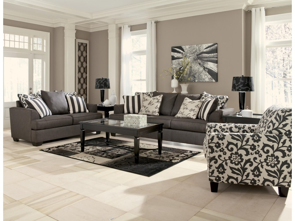 Shown with Loveseat and Accent Chair