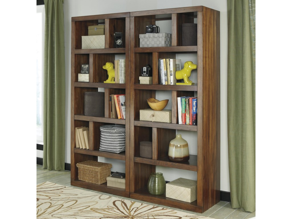 Signature Design by Ashley Lobink2-Piece Bookcase Set
