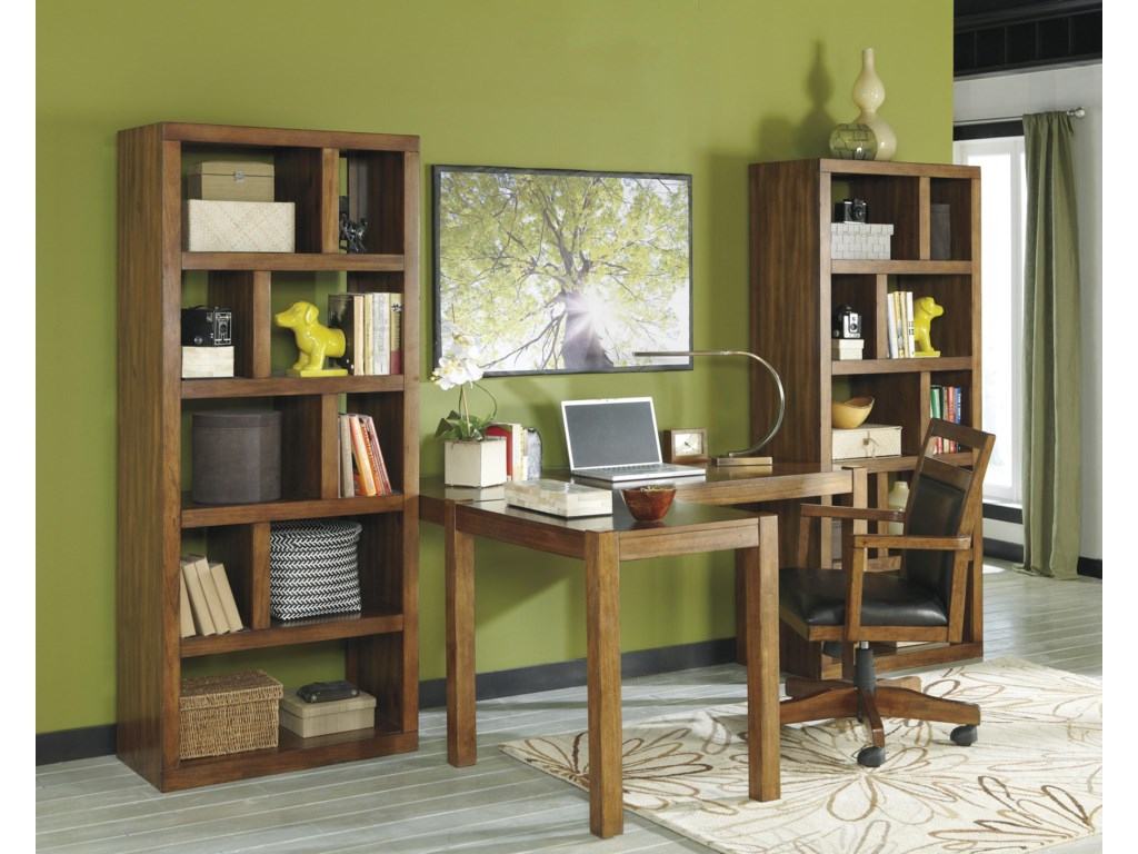 Signature Design by Ashley Lobink2-Piece Bookcase Set